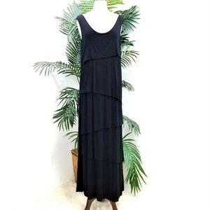 Design History Ruffle Maxi Dress
